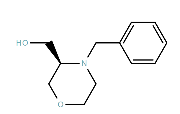 (R)-(4-Benzylmorpholin-3-yl)methanol