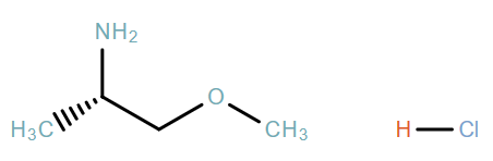 (S)-1-Methoxypropan-2-amine hydrochloride