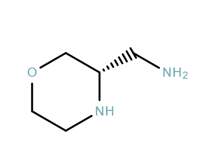 3-Morpholinemethanamine, (3S)-
