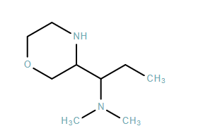 3-Morpholinemethanamine,α-ethyl-N,N-dimethyl