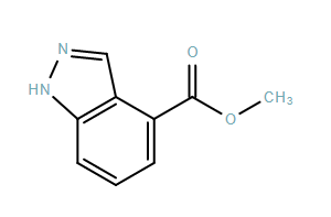 Methyl 1H-indazole-4-carboxylate