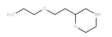 Morpholine,2-(2-propoxyethyl)-
