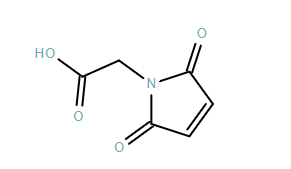 1H-Pyrrole-1-acetic acid, 2,5-dihydro-2,5-dioxo