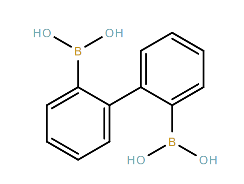[1,1'-Biphenyl]-2,2'-diyldiboronic acid