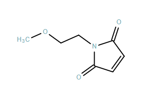 1H-Pyrrole-2,5-dione, 1-(2-methoxyethyl)-