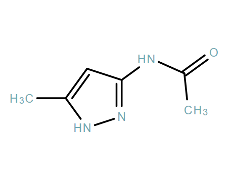 N-(5-Methyl-1H-pyrazol-3-yl)acetamide