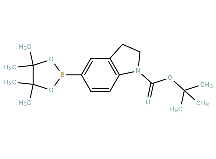 tert-butyl 5-(4,4,5,5-tetramethyl-1,3,2-dioxaborolan-2-yl)indoline-1-carboxylate