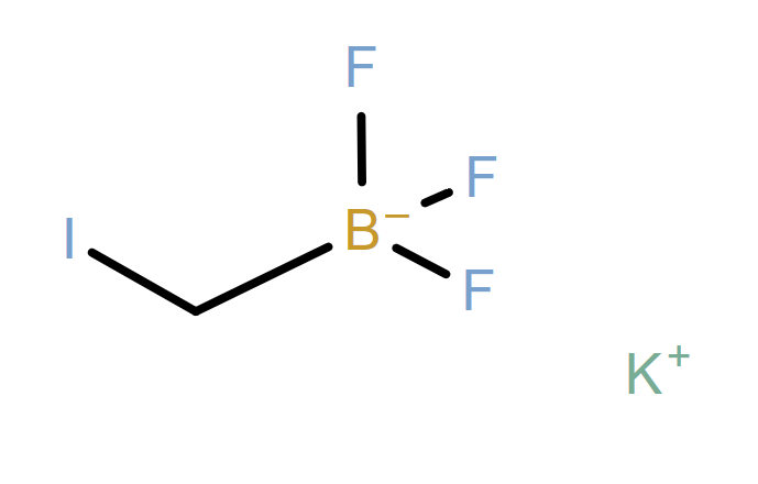 Potassium trifluoro(iodomethyl)borate