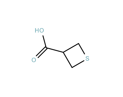 Thietane-3-carboxylic acid